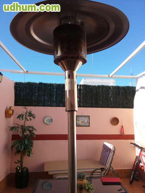 Estufa de exterior 12 for Alquiler estufas exterior