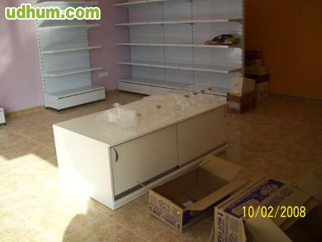 Vendo estanterias metalicas blancas - Estanterias metalicas blancas ...