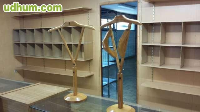 Lote mobiliario para tienda for Mobiliario 8 80