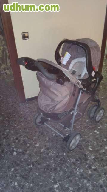 Cochicito silla de coche graco for Silla mecedora graco 6 velocidades