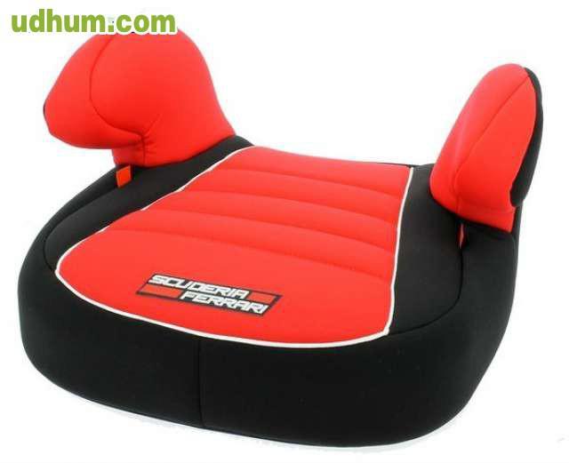 Nueva silla de coche ferrari 15 36kg 1 for Nuevas sillas para coche
