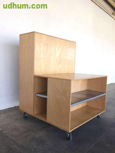 Mueble g ndola comercio casa for La gondola muebles