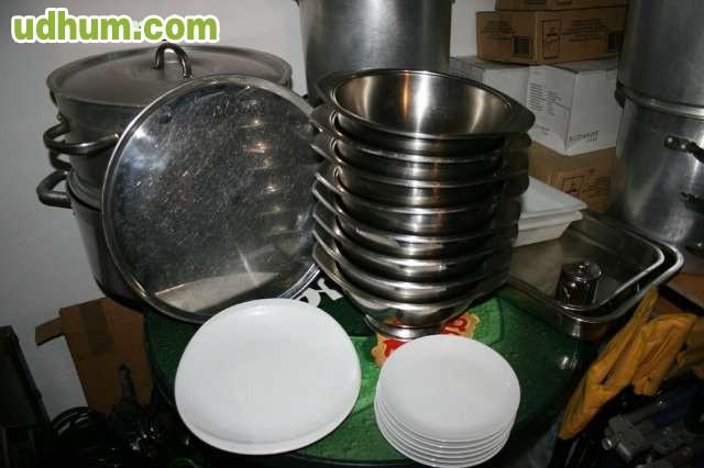 Inmoviliario y menaje de hosteleria for Menaje hosteleria