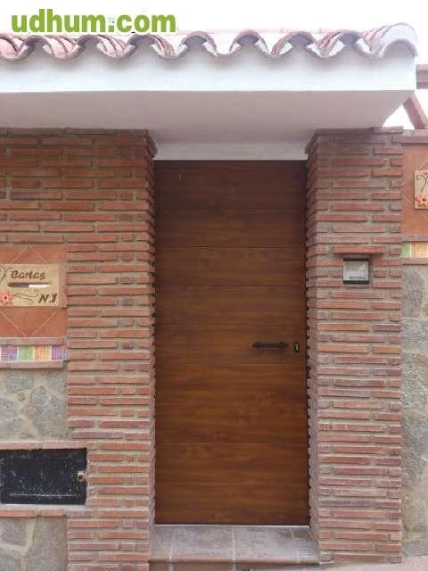 puertas barandillas rejas malaga precios