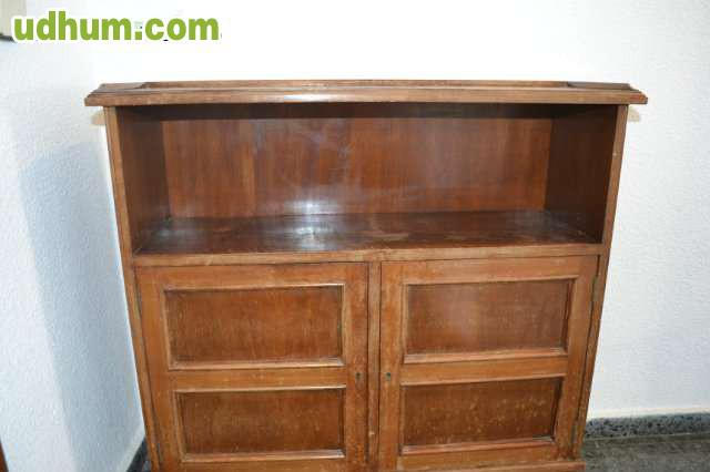 Mueble bar de madera for Mueble bar madera