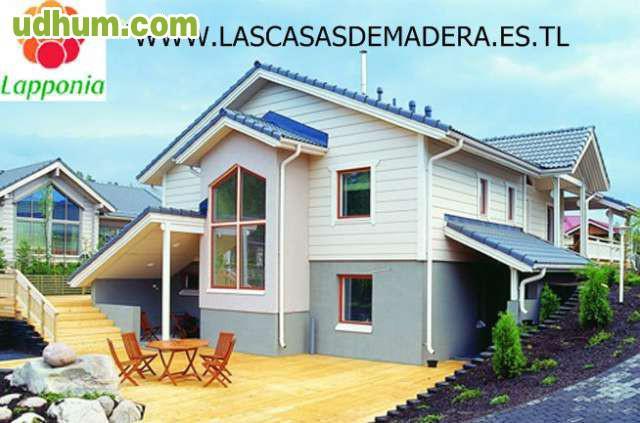 Casas de madera fabricantes - Fabricantes de casas de madera ...