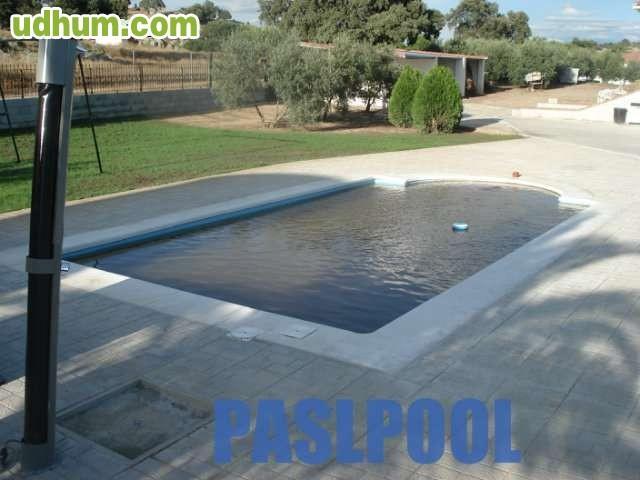 Paslpool piscinas de poliester 12 for Piscinas poliester