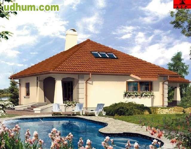 Andaluza de casas americanas for Casa andaluza