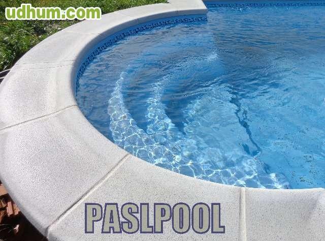 Paslpool piscinas de poliester 9 for Piscinas fabricantes