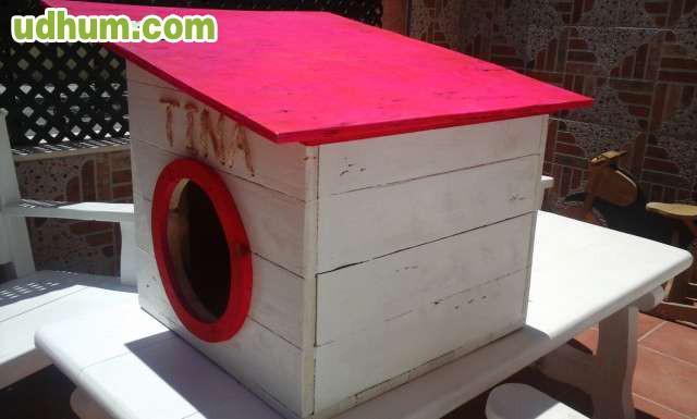 Casetas y chiringuitos madera reciclada for Casetas para guardar herramientas