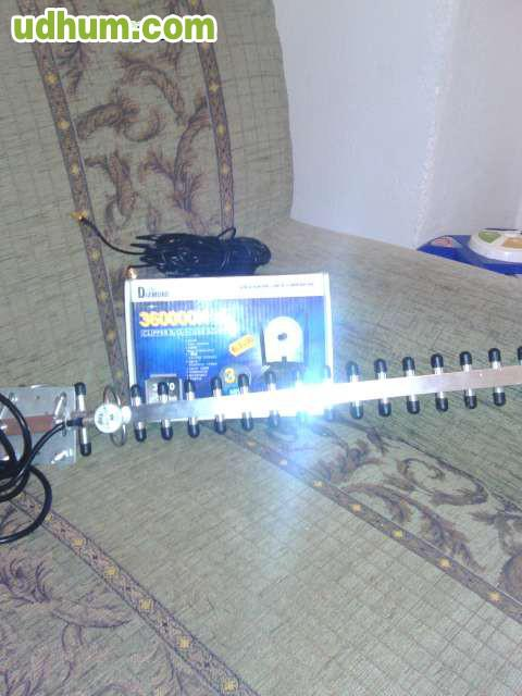 Antena wifi 71 for Antenas parabolicas en granada