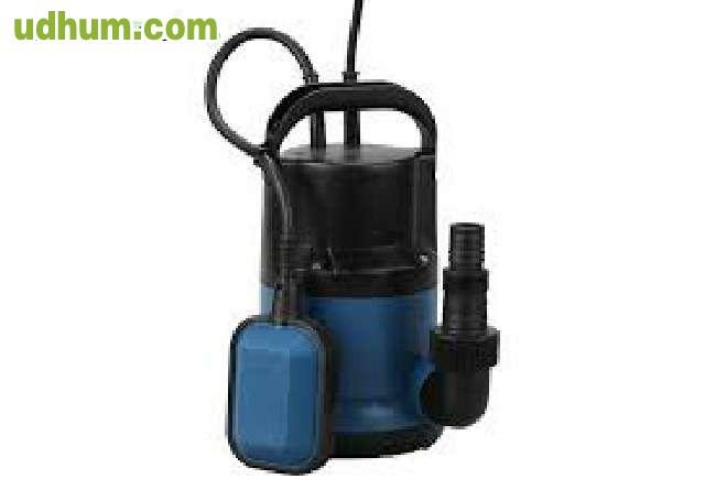 Alquiler bomba sumergible for Alquiler de bombas de agua
