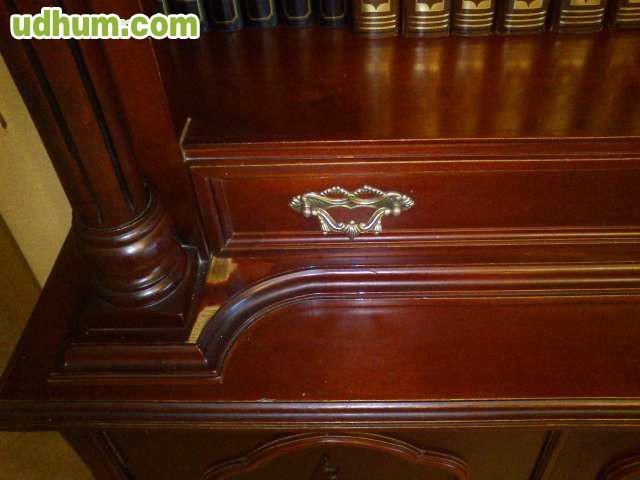 Mueble bar de madera gran calidad for Muebles de madera para bar