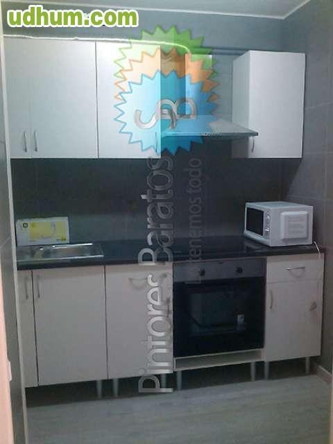 Cocina reformas baratas bcn com 4200 for Extractor cocina barato