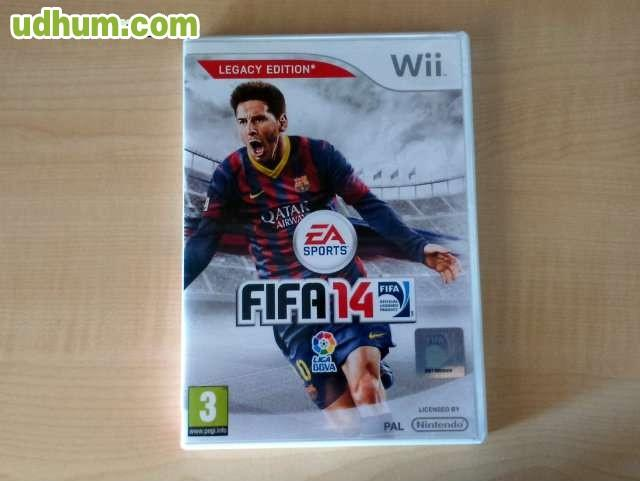 Fifa 2014 para wii for Wii valencia