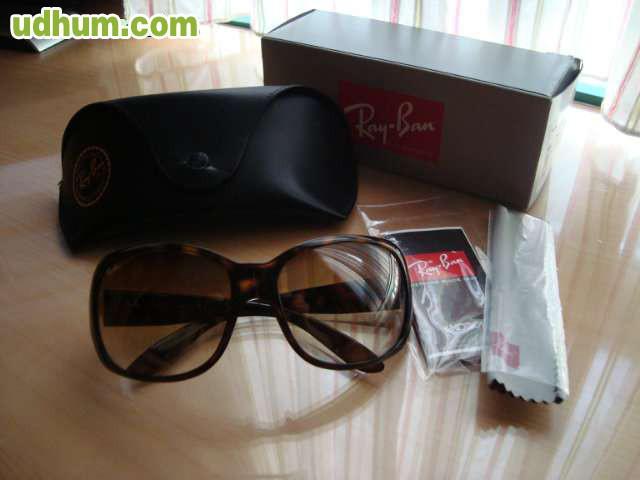 gafas ray ban modelo 4118