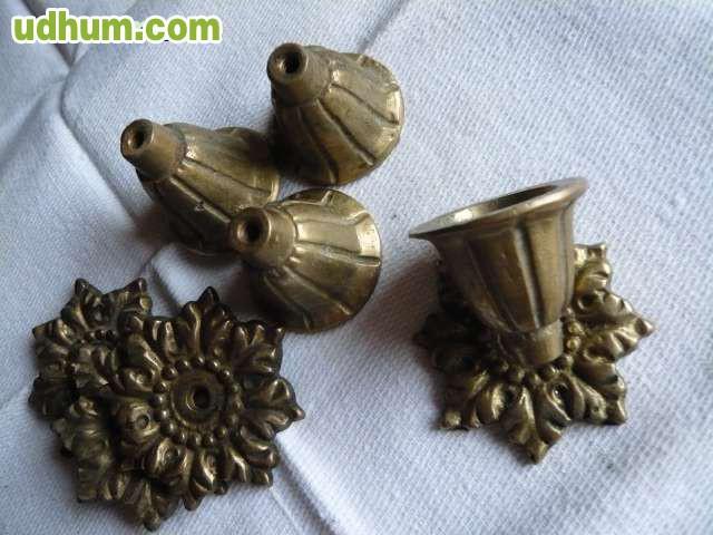 Piezas restaurar lamparas de bronce - Piezas para lamparas ...