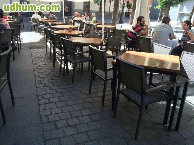 Mobiliario de terraza de segunda mao for Mobiliario para terrazas