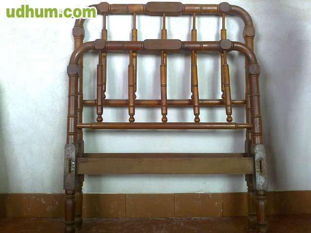 Camas antiguas madera hierro medidas - Camas antiguas de hierro ...