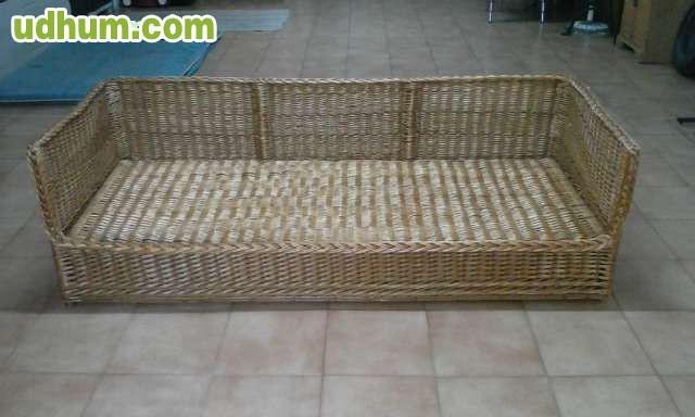 Sofa de mimbre 4 - Sofas de mimbre ...