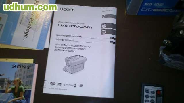 Sony handycam dcr trv350
