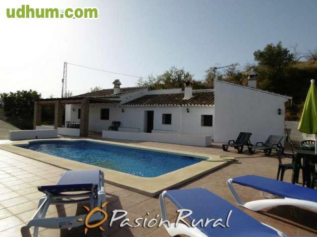 Casa rural con piscina privada malaga for Casa rural con piscina privada