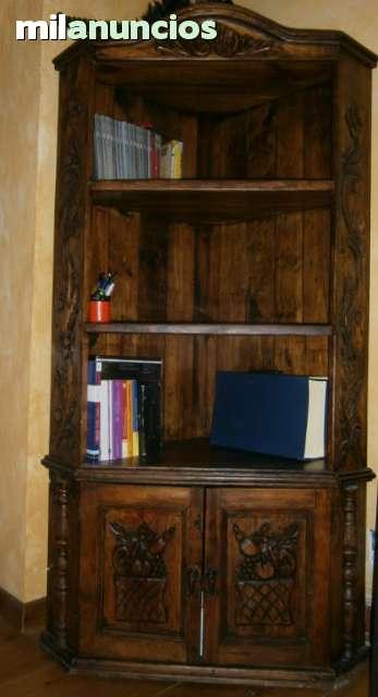 Armario estanteria vitrina mesa recibid - Armario estanteria ...