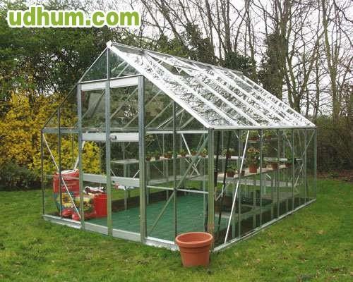 montadores de invernaderos de jard n