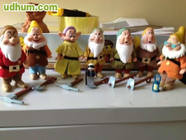 7 enanitos de simba disney - Casa blancanieves simba ...