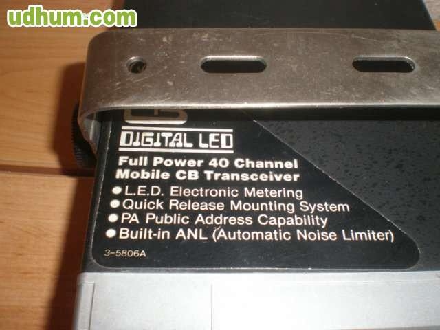 Vendo emisora general electric 1 - General electric madrid ...