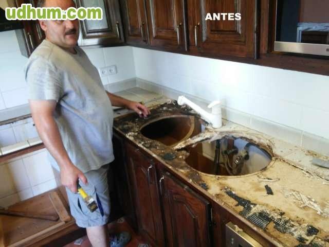 Encimeras de cocina al mejor precio cs - Encimera cocina precio ...