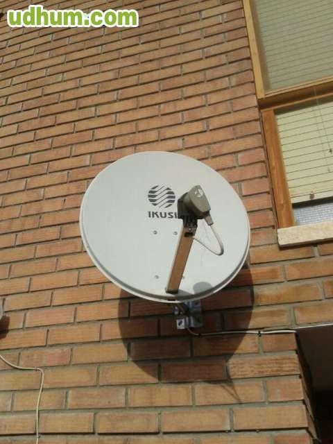Vendo antena parabolica por 39 - Precio antena parabolica ...