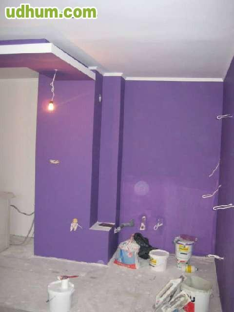 Pintura alisar paredes tapar gotele - Pasta alisar paredes ...