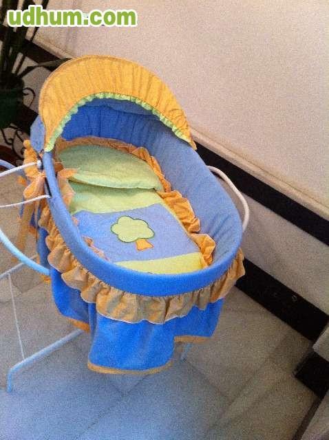 Cuna moises para bebe 1 for Moises bebe ikea