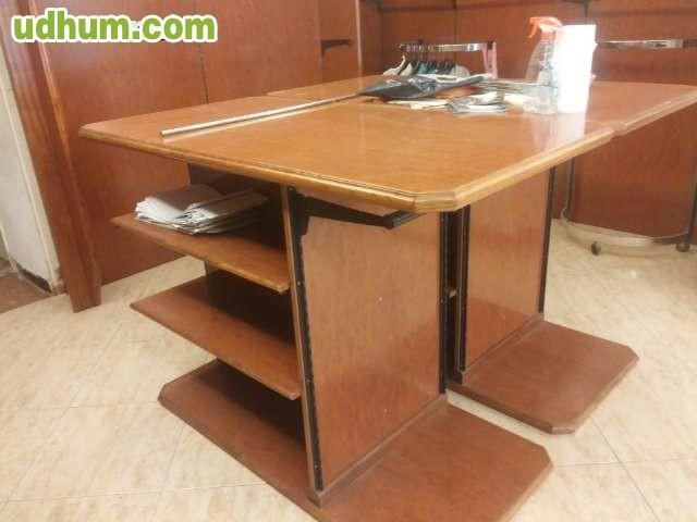 Mobiliario tienda 15 for Vendo marmol travertino