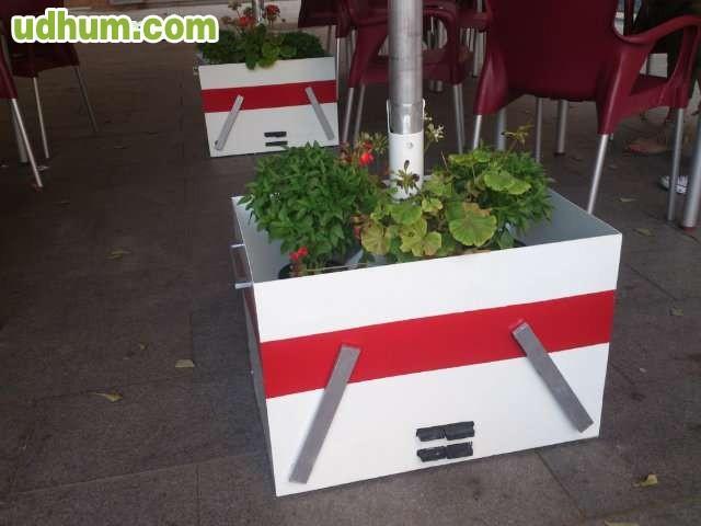 Jardineras para terrazas de bar - Jardineras para terrazas ...
