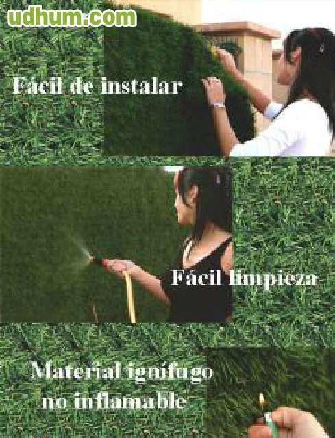 Brezo seto artificial ca izo bambu 2 - Cubrir terraza barato ...