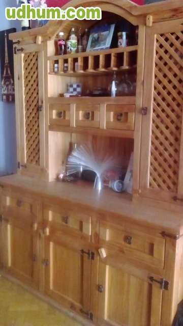Vendo muebles de pino macizo mexicano for Muebles de pino macizo