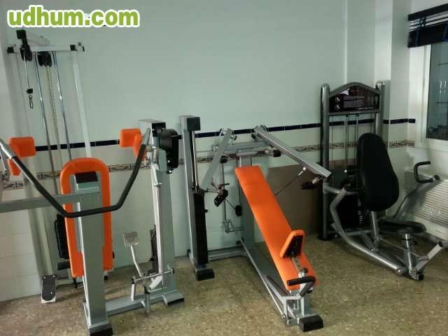 Maquinas de gimnasio 55 for Gimnasio 55 minutos