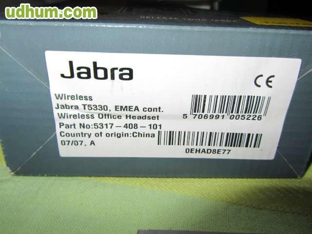 Manos Libres Auricular Jabra T5330