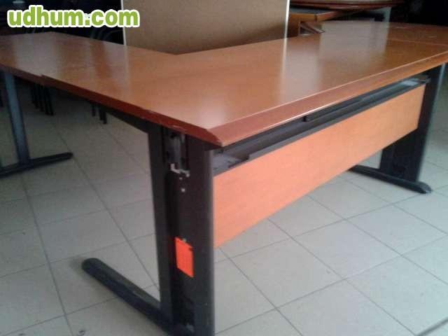 Mesas de oficina segunda mano madrid - Mesas ordenador segunda mano ...