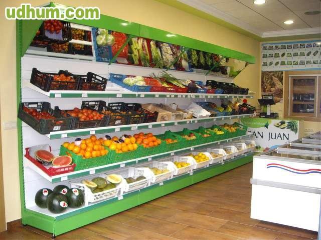 Mobiliario comercial y estanterias 2 - Estanterias para fruta ...