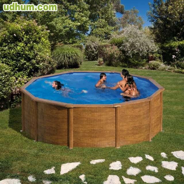 Oferta piscinas desmontables almer a for Oferta piscinas bricomart