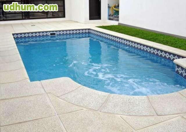 Piscina de obra 8x4 9 999 todo incluido for Precio piscina obra 8x4