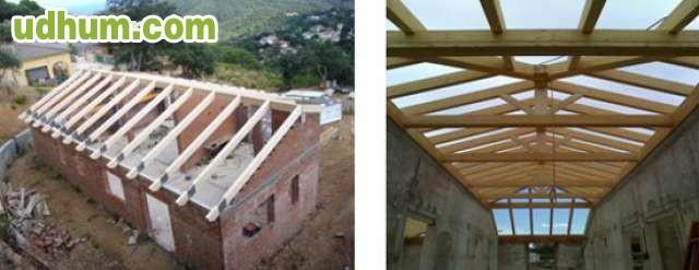 Tejados merayo 5 for Imagenes de tejados de madera