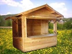 Mobiliario de jardin for Fotos de kioscos de madera