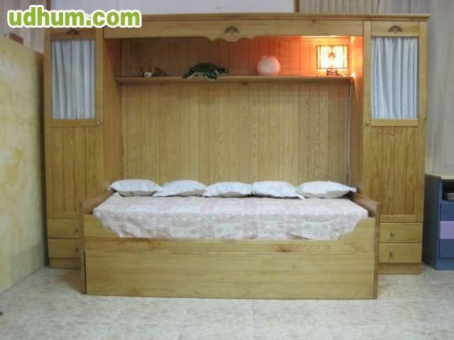 Muebles a medida de madera maciza for Muebles madera a medida