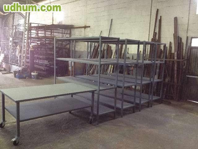 Muebles artesanos de forja - Muebles de forja en sevilla ...