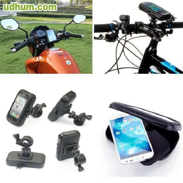 Porta gps telefono para moto for Fuera de serie telefono