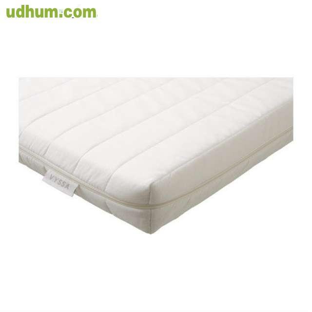 Cama sniglar de ikea colch n somier for Ikea camas sevilla